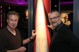 Lars Reichow signiert