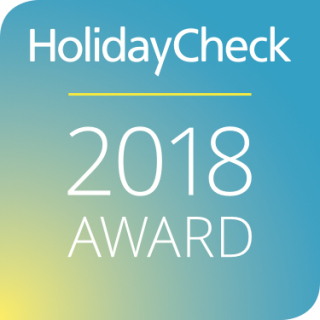 HolidayCheckAward 2018