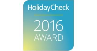 HolidayCheck Award